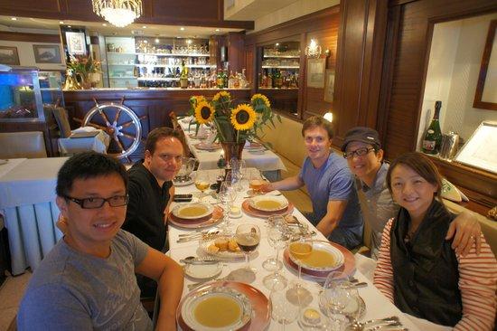Le Grillon : Amazing lunch