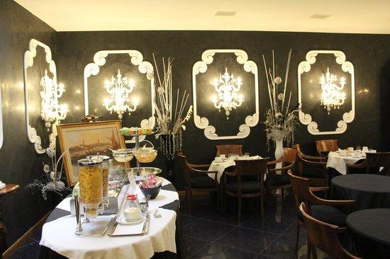 Albergo Ca' Alvise: Salle de petit déjeuner
