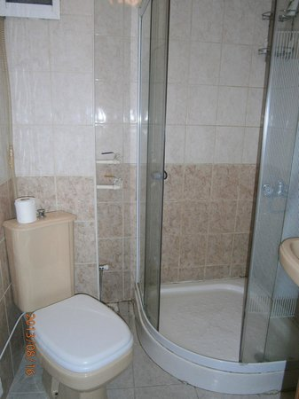 Hotel Pamphylia: всегда в наличии шампунь,мыло и туалетная бумага