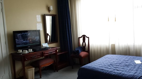 Tambo Real Hotel: our room