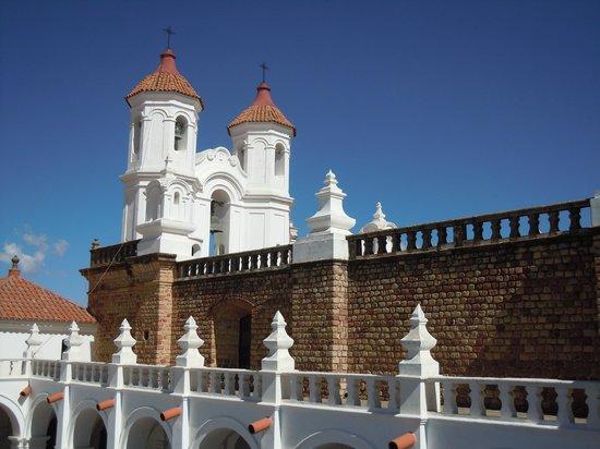 Oratorio de San Felipe de Neri : Sul tetto