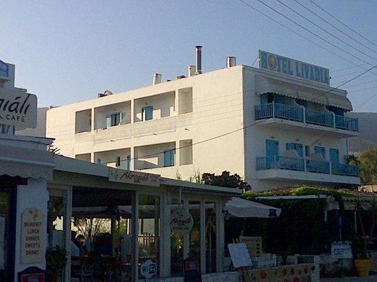 Livadia Hotel: albergo