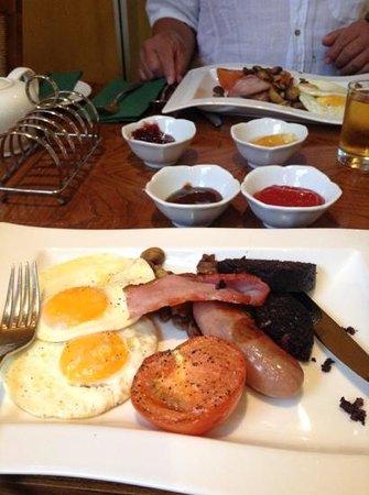 Dukes Hotel : breakfast was good
