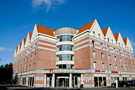 Apollo Arthotel Brugge : Apollo Hotel Entrance