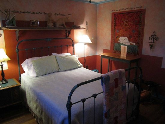 Cinnamon Morning Bed And Breakfast: our bedroom