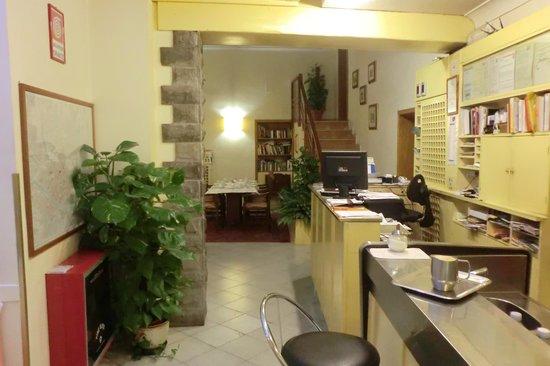 Hotel Gioia: Reception
