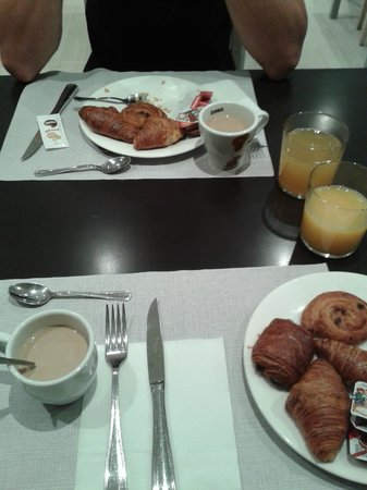 Hotel Acta City47: colazione