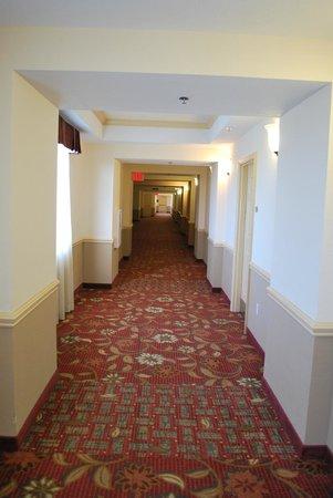 Lake Eve Resort : couloir