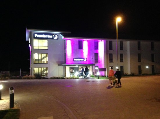 Premier Inn Weymouth Hotel : Great Value, Brilliant Quality (as Usual)