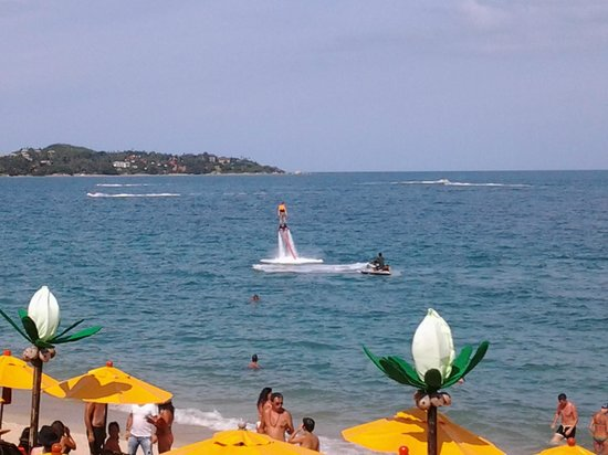 Rich Resort Beachside Hotel: Jet Lev? Never tried it but did use the Jet Skis, nice guys who run them, not like some in thail