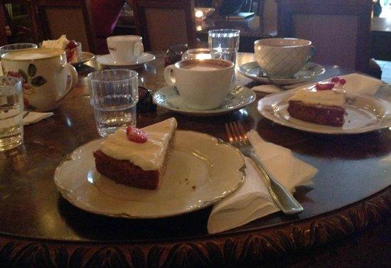 Gilda's Rum: Carotte cake