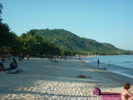Rich Resort Beachside Hotel : Nice stretch of Beach