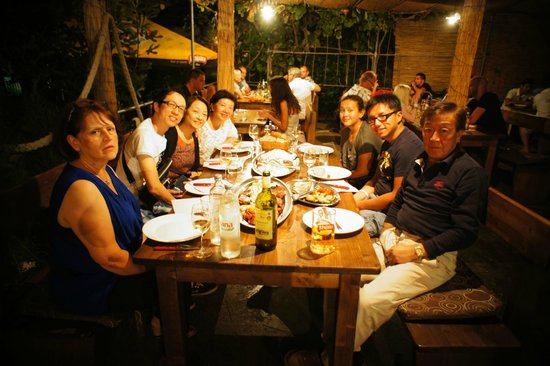 Konoba Rafaelo: my birthday dinner with friends and family