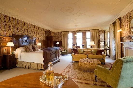 The Carnegie Club At Skibo Castle Rooms