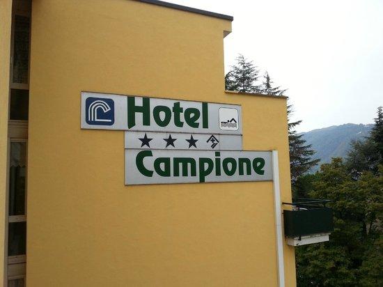 hotel campione svizzera