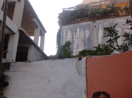 Dora Studios: balcony view