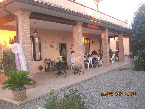 Agriturismo Al Vermigliano: qui è dove mangiavamo ...