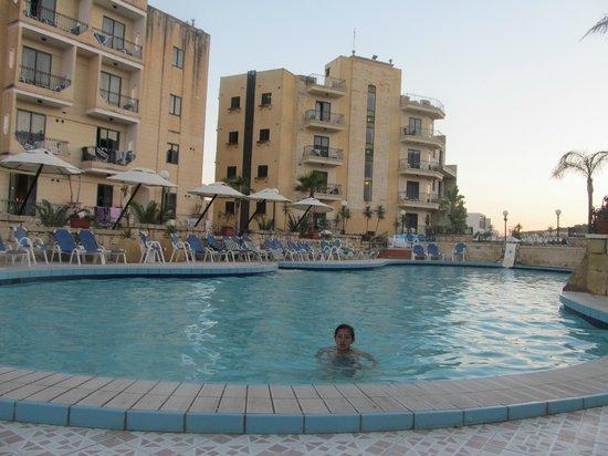 Porto Azzurro: nice big pool