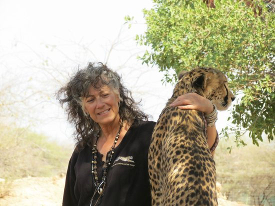 Cheetah Conservation Fund: Founder & Executive Director