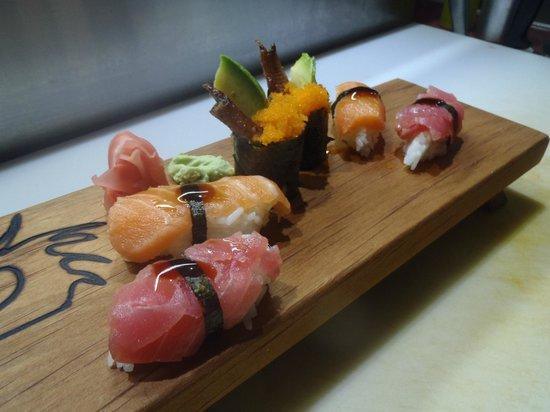 Mi Sushi : Sushi Combination