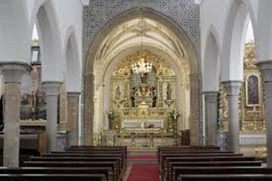 Santa Barbara de Nexe, Portugal: Igreja de Santa Bárbara de Nexe