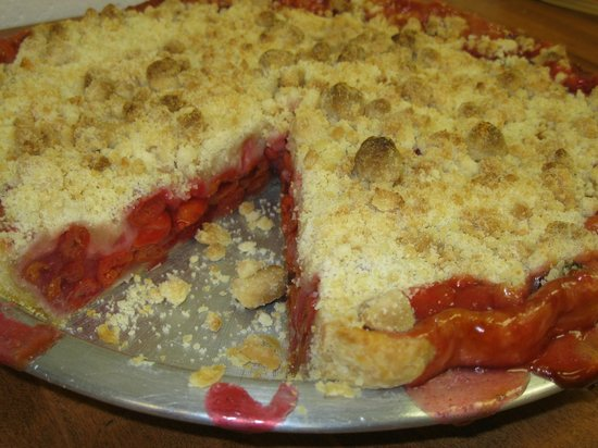 Brooks Tavern: Cherry Pie