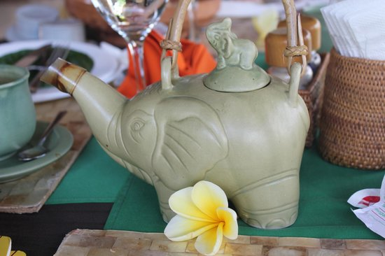 Villa Kunang Kunang: Tea