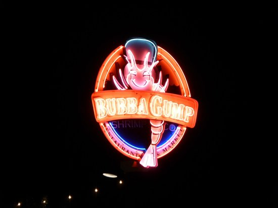 Bubba gump shrimp restaurant is a seafood restaurant marketing essay