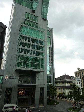 Eastin Grand Hotel Sathorn: hotel