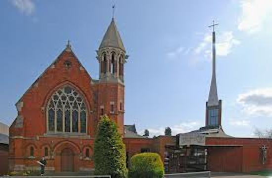 ST MARYS CHURCH HARBORNE - Picture of St Marys R.C ...