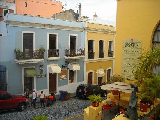 Picture Of Hotel El Convento San Juan