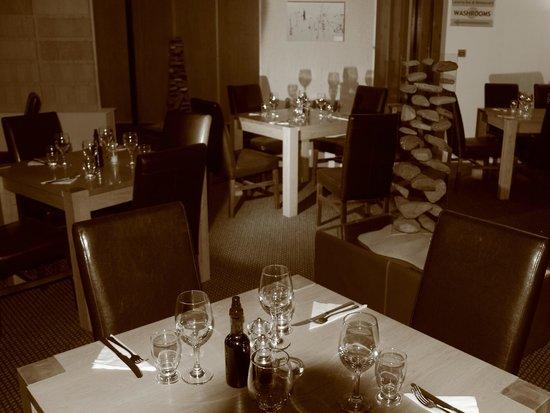 Lacerta Bar & Restaurant: Restaurant
