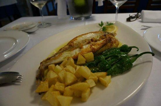 Meson Arropain Restaurante : Sapito (Sword fish)