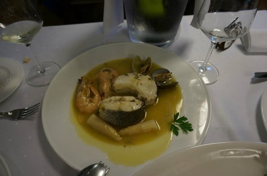 Meson Arropain Restaurante : the other fish dish