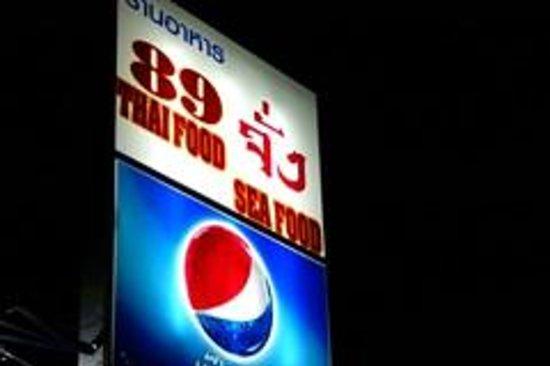 89 Thaifood Restaurant