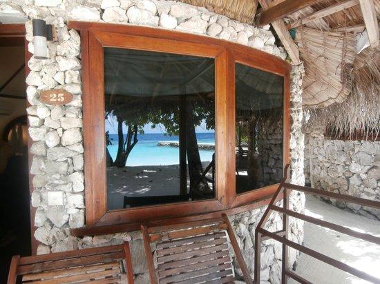 VOI Dhiggiri Resort : La foto del nostro beach boungalow