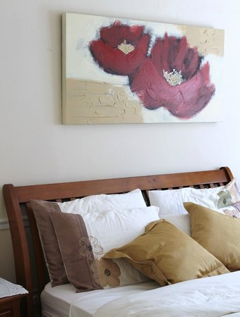 Hazelbrook Bed and Breakfast: Double room