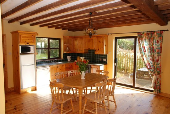 Milltown Cottages : Kitchen Dining area.