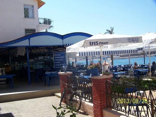 Kerman Hotel: Kahvaltı bölümü