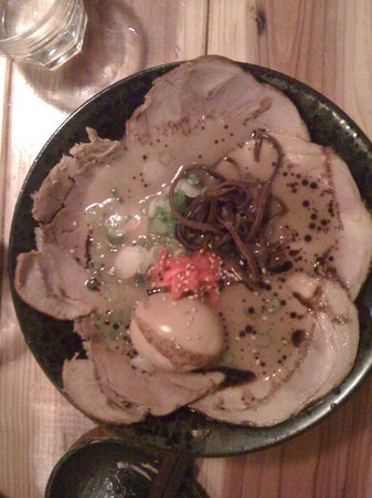 Photo of Japanese Restaurant Kenken Ramen San Francisco at 3378 18th St, San Francisco, CA 94110, United States