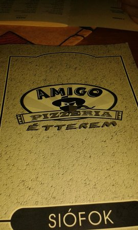 Amigo Restaurant and Pizzeria