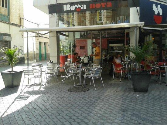 Bar Bossa Nova : Bossa nova Lanzarote Agosto de 2013