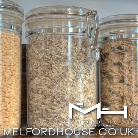 Melford House : Cereal Selection