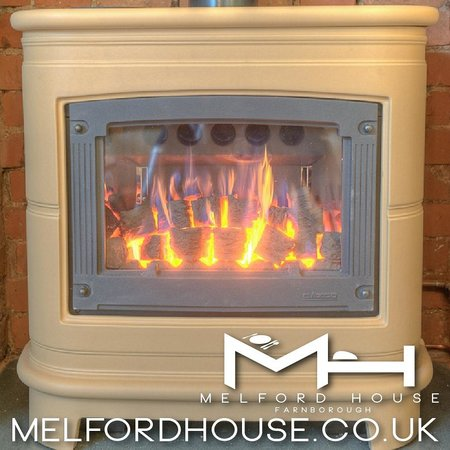 Melford House : Cosy Fire