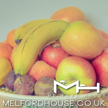 Melford House : Fresh Fruit