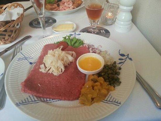 Restaurant Amalie: TATAR