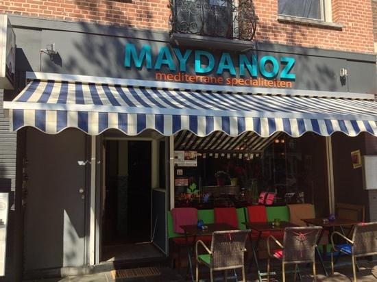 Maydanoz terasse