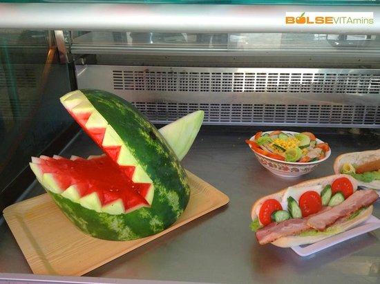 Bolse Vita : Fruit art