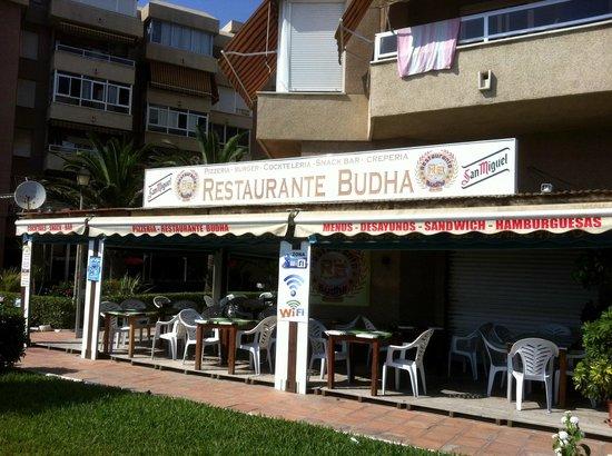 Restaurante Budha - exterior