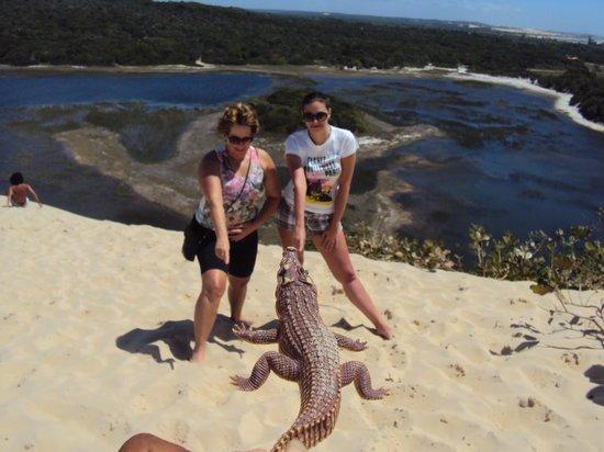 Genipabu Beach & Dunes : perigo a vista!...